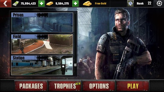 Survival After Tomorrow- Dead Zombie Shooting Game 4