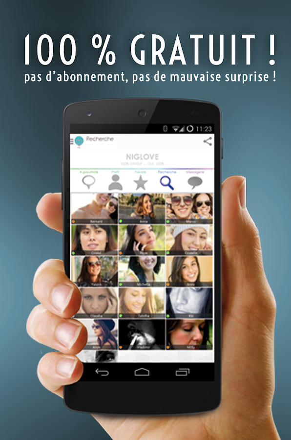 Rencontres android
