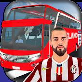Trình mô phỏng xe buýt cầu thủ bóng đá