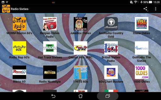 玩音樂App|60 年代電臺免費|APP試玩