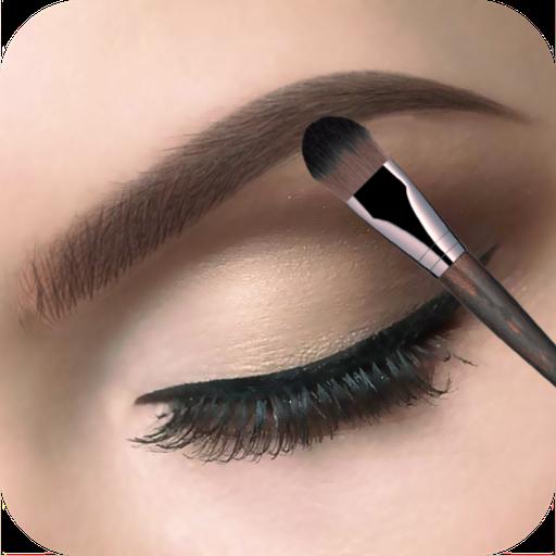 Eyebrow Makeup Camera