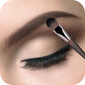 Eyebrow Makeup Camera