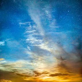 Amazing Sunset of Samarinda. by Agung Blade - Landscapes Sunsets & Sunrises ( sunsets, sunset )