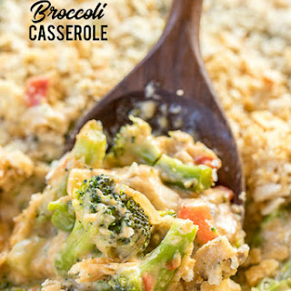 Broccoli Casserole Without Cream Of Mushroom Soup Recipes.