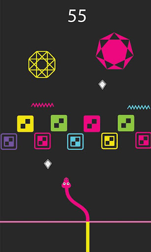 Snake Color Trail 1.0 {cheat|hack|gameplay|apk mod|resources generator} 4