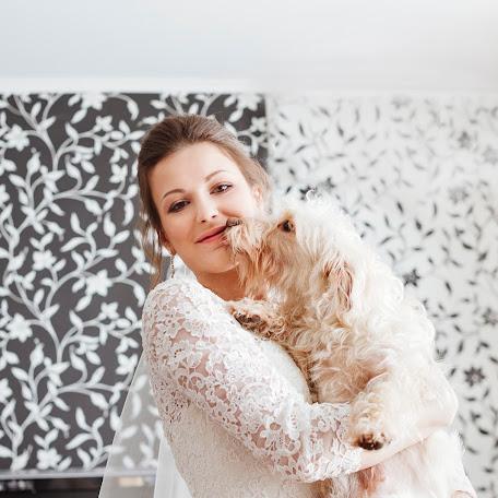 Wedding photographer Yana Slavinskaya (sentyabryaka). Photo of 08.11.2017