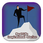 Real Life Inspiration Stories Icon