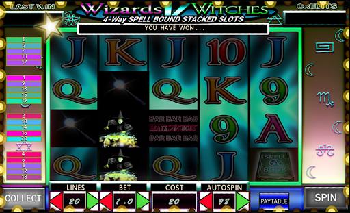 Magic Wizards Video Slotsud83euddd9 7004 screenshots {n} 6