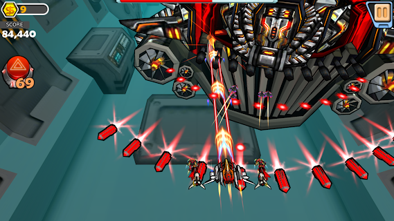 Astrowings Blitz screenshot 10