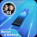 Marcus & Martinus Piano Tiles Magic icon