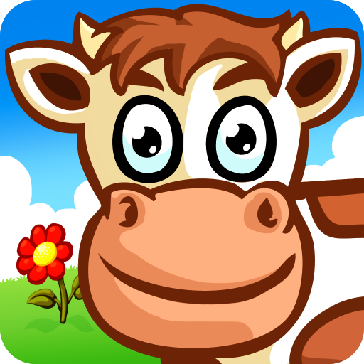 Animal Farm Puzzle - For Kids