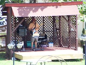 Photo: Music At Biker Village