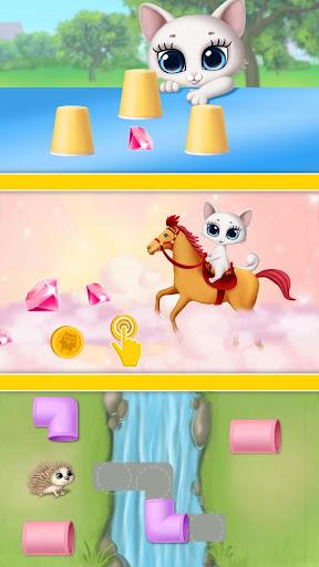 Kitty Meow Meow - My Cute Cat Day Care & Fun 2.0.125 screenshots 8