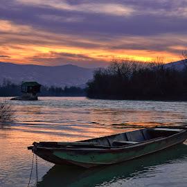 Show your Best Cover Photo for March 2018. by Miloš Karaklić - Transportation Boats (  )