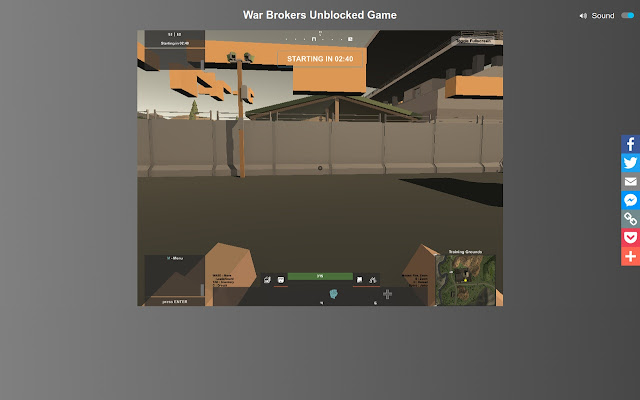 War Brokers Unblocked Game