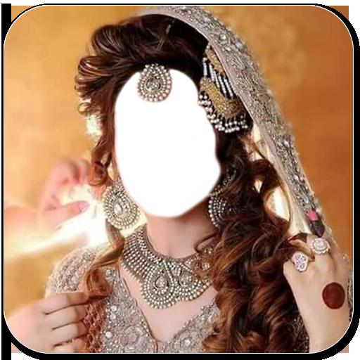 Muslim Bridal Photo Suit