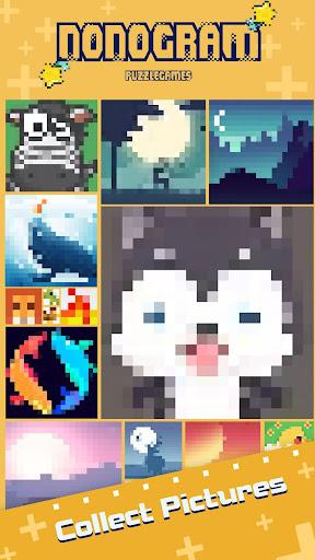 Nonogram - Logic Pixel Cross Puzzle  screenshots 4