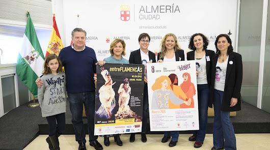 Almería celebrará durante una semana el Día de la Mujer
