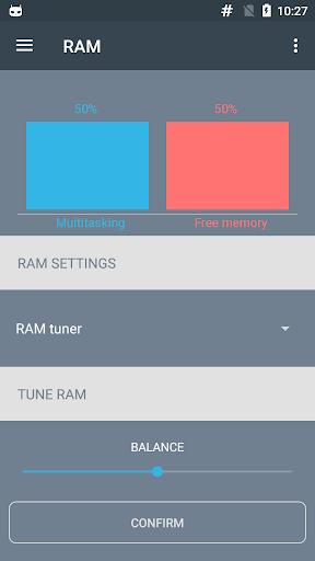 RAM Manager   Memory boost 8.7.3 screenshots 3