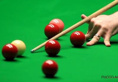 Snooker: Marteel, l'arbitre belge