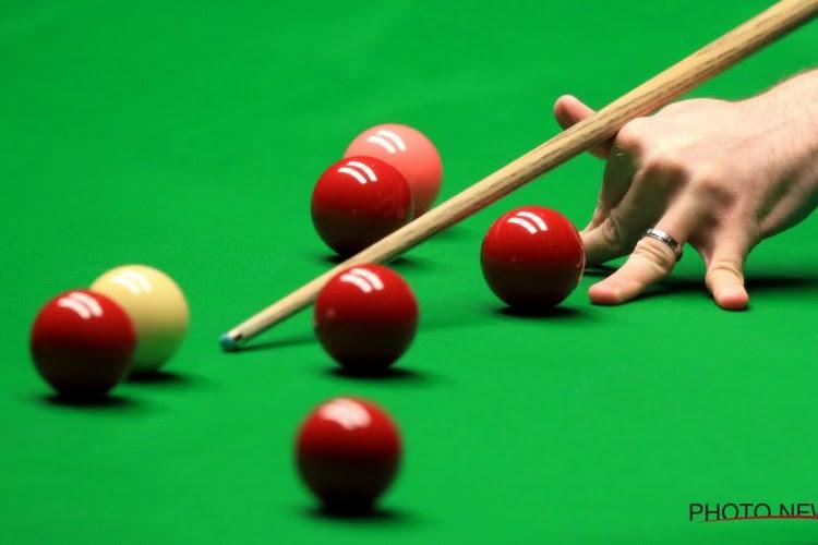 Brecel ligt eruit, maar 16-jarige Ben Mertens gaat wel door in Snooker Shoot Out