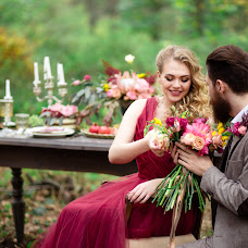 Wedding photographer Darya Voronina (Aniva1935). Photo of 01.12.2015