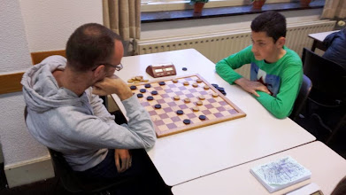 Photo: Jeugdsportweek Gemeente Velsen 25 april 2014. Oude-kindtoernooi DCIJ.