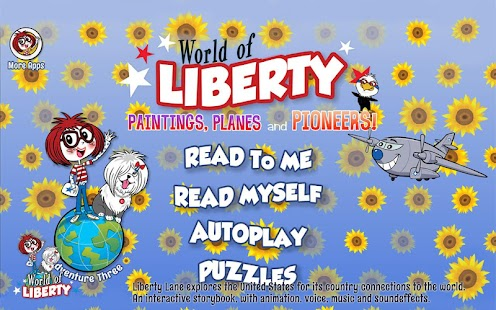 World of Liberty, Adventure 3- screenshot thumbnail