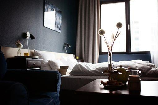 Hotel, Hotel Rooms, Home, Decoration