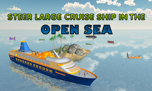3D Cruise Ship Simulator 1.0.2 apk