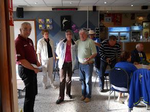 Photo: 3e Prijs Ambrosio Pasadinu en Aaltje Gunther-Mohr