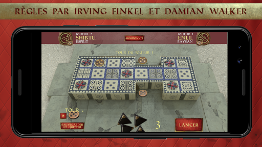 Jeu Royal d'Ur  captures d'écran 1