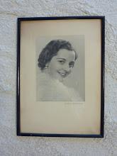 Photo: Mrs. Pat Moore (nee Kilpatrick) ムーア夫人の写真。旧姓パット・キルパトリック