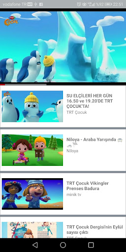 Cartoon Application - Children Youtube 3 screenshots 4