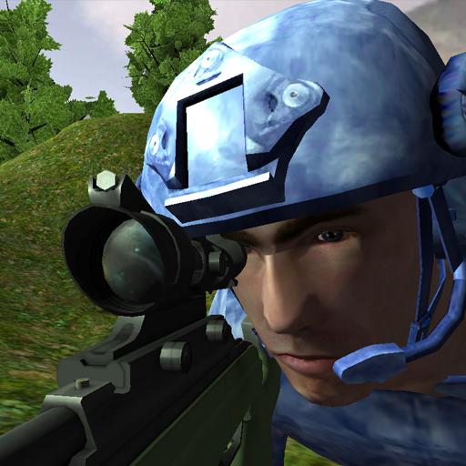 美國特警突擊隊狙擊手 動作 LOGO-玩APPs