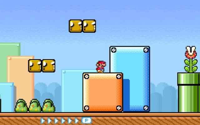 Super Mario Advance 4 Game