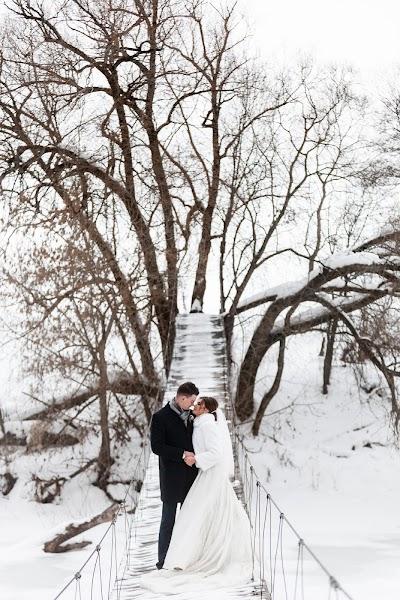 Wedding photographer Elena Zaschitina (photolenza). Photo of 12.02.2019