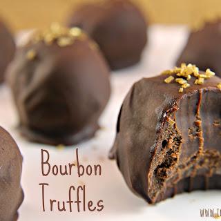 Bourbon Truffles.