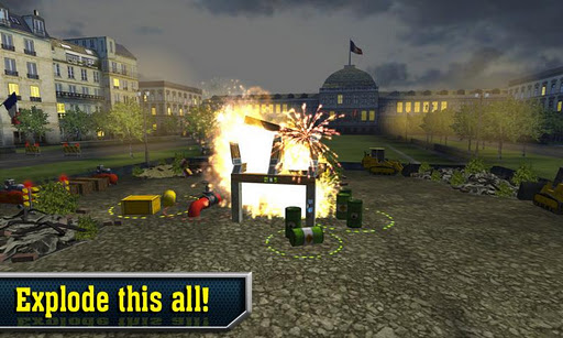 Demolition Master 3D Free screenshot 3