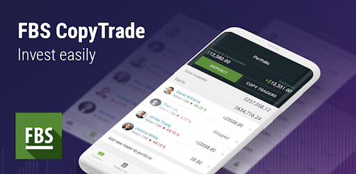 FBS CopyTrade - Apps on Google Play