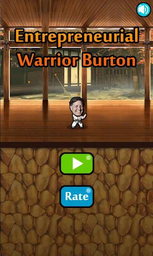 Entrepreneurial Warrior Burton