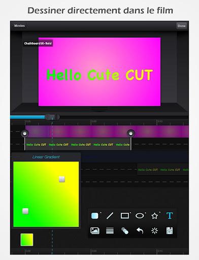 Cute CUT - Editeur de vidéo screenshot 11