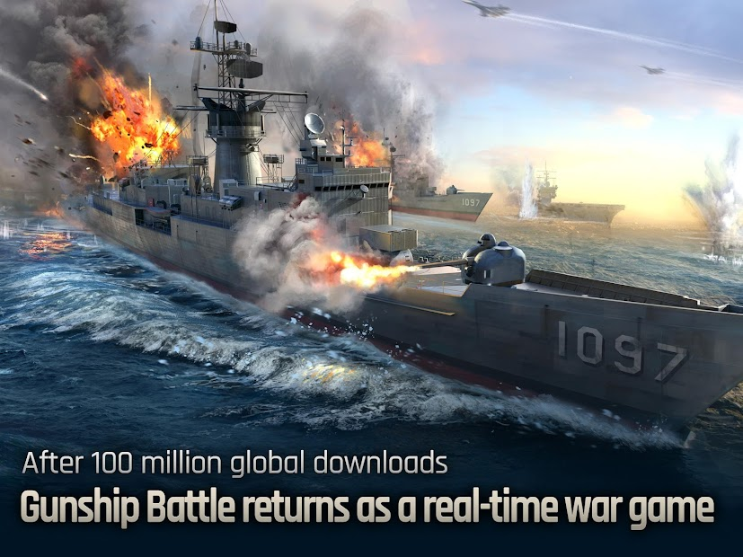 Gunship Battle