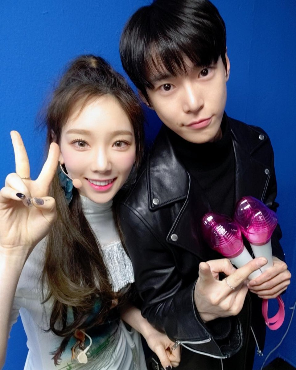 nct doyoung girls generation taeyeon
