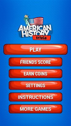 American History Trivia Game- screenshot thumbnail