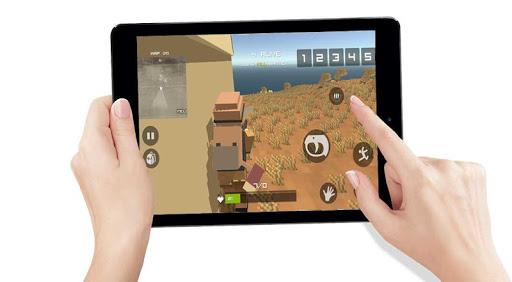 Battle Craft Royale Free Offline android2mod screenshots 4