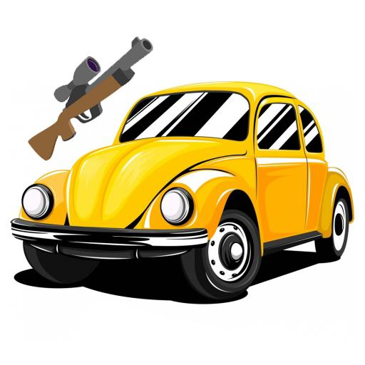Shooting Car