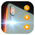 Flash Blink Alert for all notification, call, sms icon