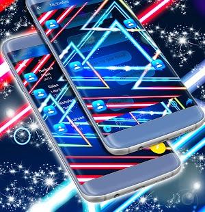 SMS Témata zdarma Neon - náhled