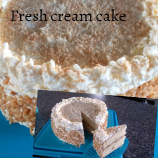 Cream Fresh Cream Cake Recipes